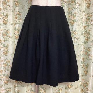 エムプルミエ(M-premier)のエムプルミエ(M-PREMIER) 黒スカート(ひざ丈スカート)