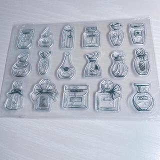 【No.12】クリアスタンプ 香水