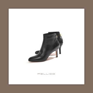 ペリーコ(PELLICO)のPELLICO ペリーコ ショートブーツ 7049/VITELLO(ブーツ)
