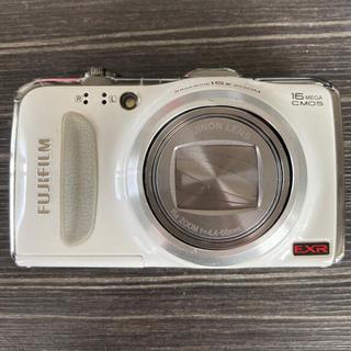 フジフイルム(富士フイルム)のFUJI FILM FinePix F600EXR WHITE(コンパクトデジタルカメラ)