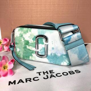 MARC JACOBS - 新品 MARC JACOBS スナップショット ショルダーバッグ DTM ブルー