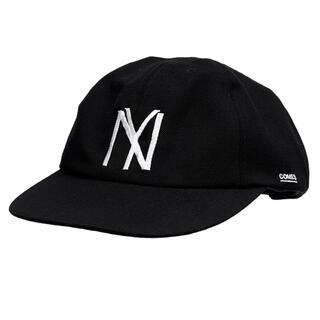 COMOLI - COMESANDGOES BALL CAP BLACK YANKEES CAP