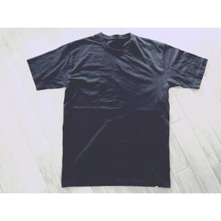 MUJI (無印良品) - *〜無印良品*黒Tシャツ*タグ無し新品*L〜*