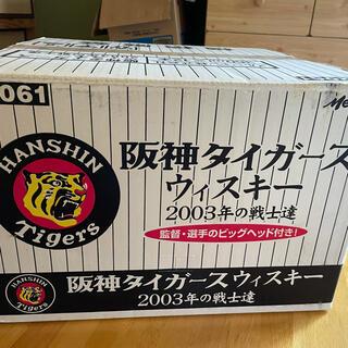 阪神タイガース ウィスキー 2003年の戦士達 360ml×12本