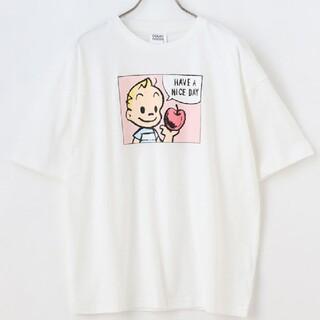 オサムグッズ 半袖Tシャツ S