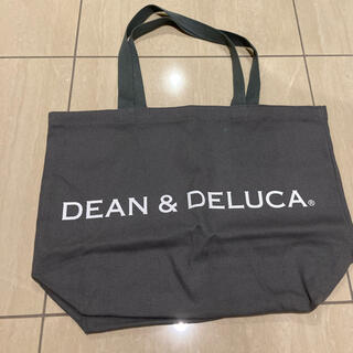 DEAN & DELUCA - 新品DEAN&DELUCA トートバッグ チャコールグレー L