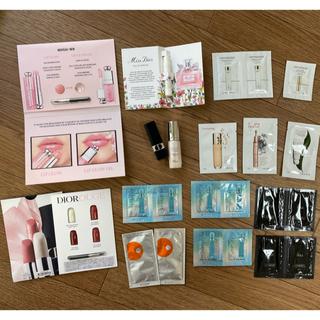 Christian Dior - ディオール、ドクターケイ、イプサetc★化粧品サンプル23点セット★新品