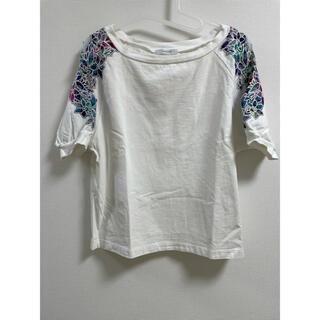 ジーナシス(JEANASIS)のJEANASIS    トップス(Tシャツ(半袖/袖なし))