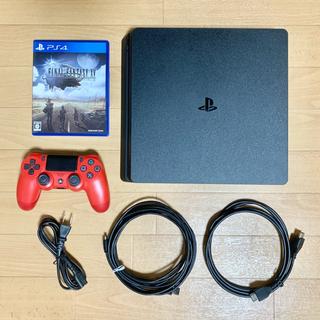 PlayStation4 - PS4 プレイステーション4 CUH-2000B 本体 コントローラ ソフト付