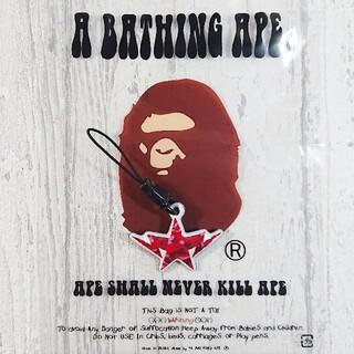 アベイシングエイプ(A BATHING APE)のA BATHING APE モバイルクリーナー ⑥(キーホルダー)
