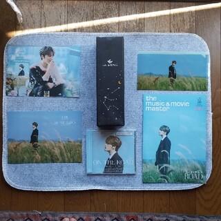 「J-JUN ON THE ROAD」オリジナル・サウンドトラック+タンブラ(映画音楽)