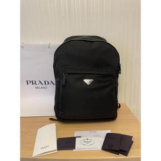 PRADA - 新品未使用 プラダ メンズリュック ビジネスバッグ 正規品