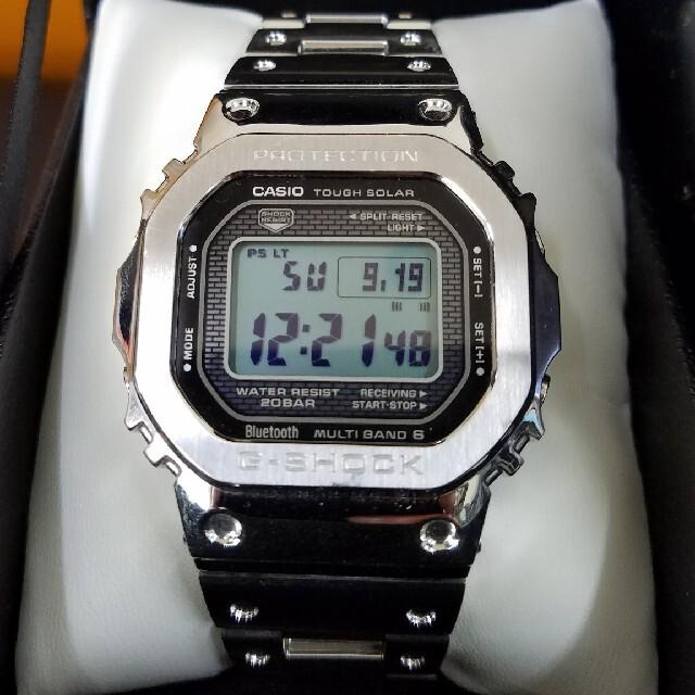 G-SHOCK(ジーショック)のG-shock 正規品 GMW-B5000 multiband6  メンズの時計(腕時計(デジタル))の商品写真