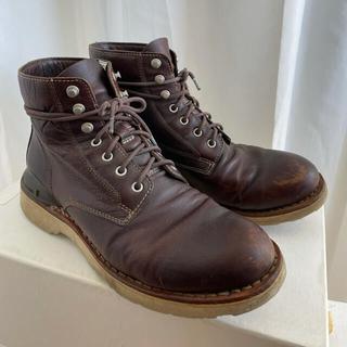 ヴィスヴィム(VISVIM)のVISVIM VIRGIL BOOTS KNGR-FOLK DK.BROWN(ブーツ)