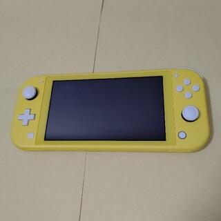 Nintendo Switch - Nintendo Switch Lite 本体のみ イエロー スイッチライト