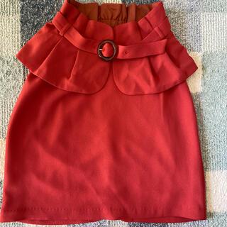 リリーブラウン(Lily Brown)のリリーブラウン   スカート(ひざ丈スカート)