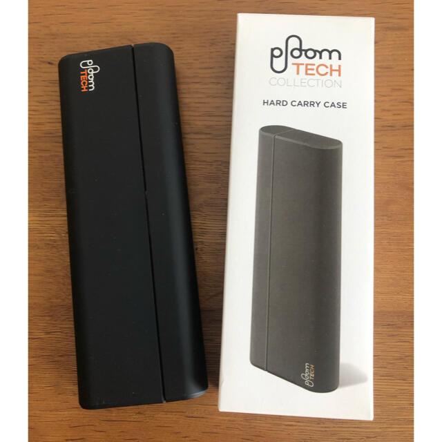 PloomTECH(プルームテック)のploom TECH ハードキャリーケース メンズのファッション小物(タバコグッズ)の商品写真