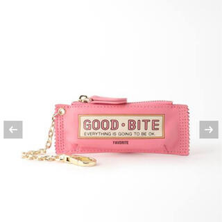 DEUXIEME CLASSE - グッド グリーフ GOOD BITE MINI CASE ピンク