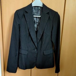 シーディーエスベーシック(C.D.S BASIC)のジャケット ストライプ(テーラードジャケット)