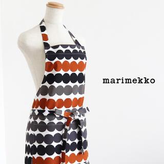 marimekko - 【新品】マリメッコ エプロン ラシィマット