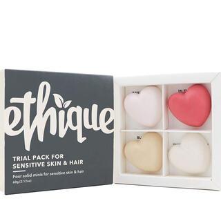 ethique 石鹸セット 4ピースバラエティパック