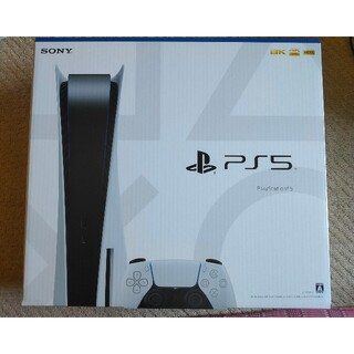 PlayStation - 新型PS5 PlayStation5 本体 新品未使用 CF1-1100A01