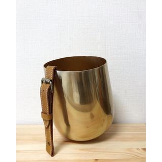 ACTUS - CONRAN🍋新品 定価1万 ハンギングプランター バスケット 観葉植物鉢