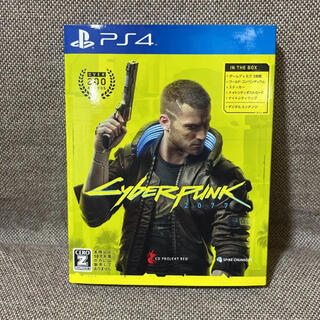 PlayStation4 - サイバーパンク