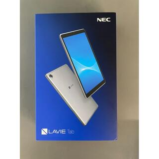 エヌイーシー(NEC)のLAVIE Tab E TE508/KAS PC-TE508KAS(タブレット)