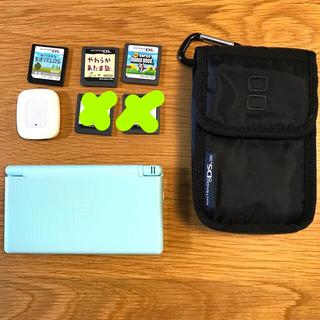 ニンテンドーDS - Nintendo ニンテンド-DS LITE  soft3本セット