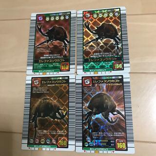 セガ(SEGA)のムシキングカード12枚(カード)