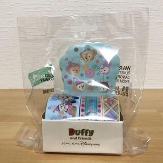 ダッフィー(ダッフィー)の香港ディズニー マスキングテープ マステ ダッフィー シェリーメイ(テープ/マスキングテープ)