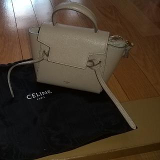 celine - CELINEバックピコサイズ