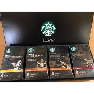 Starbucks Coffee - 新品 スターバックス オリガミ コーヒー