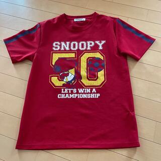 スヌーピー(SNOOPY)のスヌーピーTシャツ(Tシャツ/カットソー)