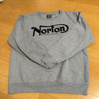 Norton - お値下げ Norton  ノートン トレーナー