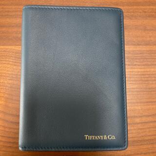 ティファニー(Tiffany & Co.)のTiffanyパスポートケース/ベイビー(旅行用品)