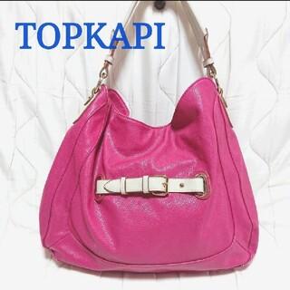 トプカピ(TOPKAPI)のアミティエトプカピ ☆ TOPKAPI 軽量 レザー ショルダーバッグ(ショルダーバッグ)