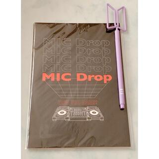 防弾少年団(BTS) - BTS ボールペン&MIC Dropノート