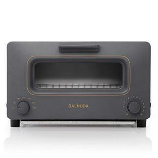 BALMUDA - 【新品未開封・送料無料】バルミューダ トースター チャコール グレー
