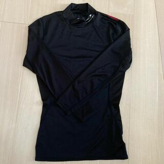ティゴラ(TIGORA)のサッカー 長袖インナーシャツ 黒 140(ウェア)
