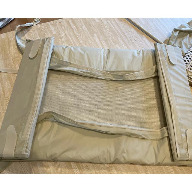 Aprica(アップリカ)のココネルエアー めっちゃめちゃ美品 キッズ/ベビー/マタニティの寝具/家具(ベビーベッド)の商品写真