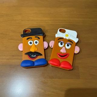 Disney - ポテトヘッド スマホケース