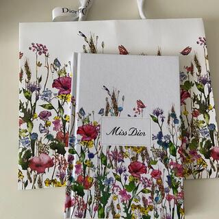 Dior - ミスディオール ノベルティ ノート