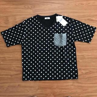 ロデオクラウンズワイドボウル(RODEO CROWNS WIDE BOWL)のロデオクラウンズ  ドット Tシャツ(Tシャツ(半袖/袖なし))