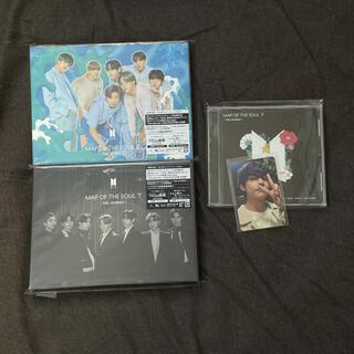 防弾少年団(BTS) - BTS MAP OF THE SOUL 7 THE JOURNEY アルバム