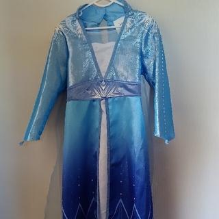 アナと雪の女王 - エルサ ドレス 100 110cm