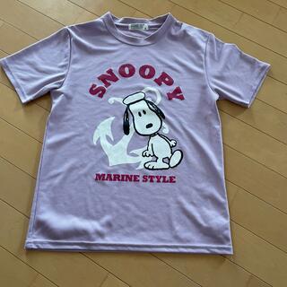 スヌーピー(SNOOPY)のスヌーピータウンTシャツ(Tシャツ/カットソー)