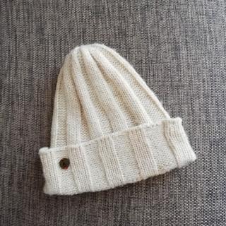 アンパサンド(ampersand)のAmpersandニット帽 48~50cm(帽子)