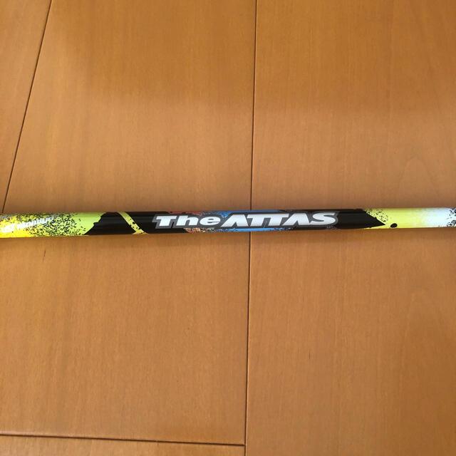 USTMamiya(マミヤ)のTHE ATTAS 5S 短めの1073mm FW用スリーブ無し スポーツ/アウトドアのゴルフ(クラブ)の商品写真